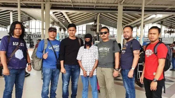 Zakir Husein Kartel Narkoba Medan yang Libatkan Istri Edarkan Sabu, Tertangkap di Jakarta