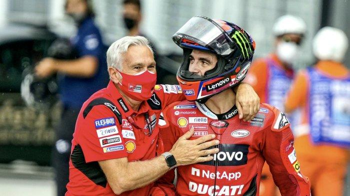 HASIL Kualfikasi MotoGP San Marino 2021, Berikut Urutan Start GP Di Italia, Live Trans7 Hari Ini