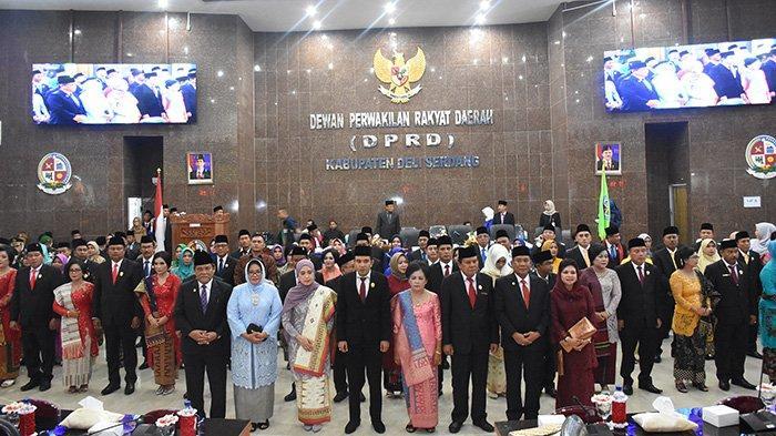 Masyarakat Rugi DPRD Deliserdang Belum Bentuk Alat Kelengkapan Dewan