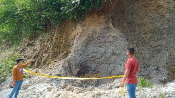 Pekerja Galian C Tewas Tertimbun Tanah dan Batu saat Menambang di Lokasi Ilegal