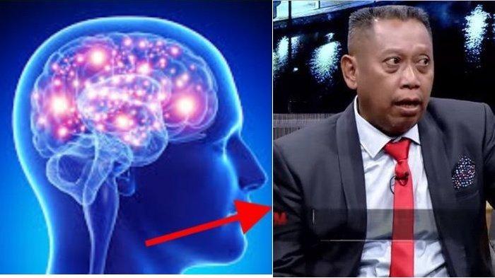 Gambar otak dan Tukul Arwana