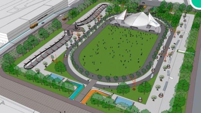 Bobby Nasution Menyatukan Aspirasi Warga Medan untuk Revitalisasi Lapangan Merdeka