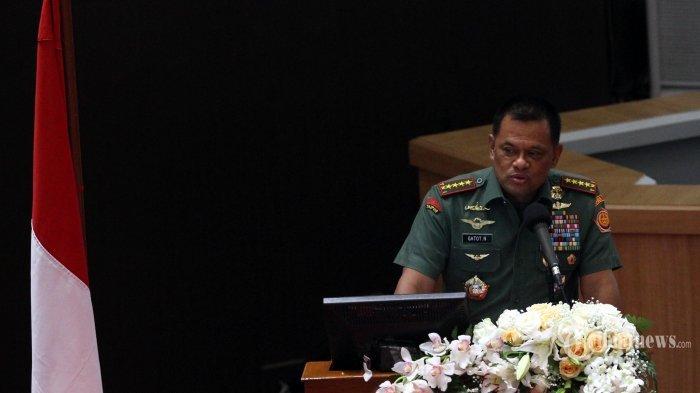 Panglima TNI Gatot Nurmantyo Akhirnya Mengklarifikasi Pernyataannya Terkait