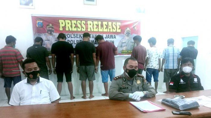 Gebuki Maling hingga Tewas, 12 Warga Dijebloskan ke Penjara