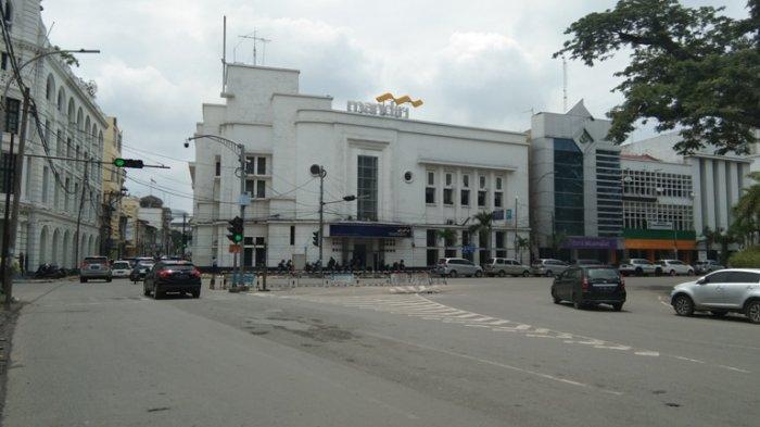 Gedung Bank Mandiri Peninggalan Kolonial, Dibangun Tahun 1930 Dahulunya Bank Nasional Belanda