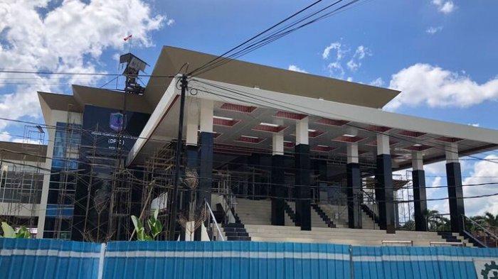 Gedung Baru DPRD Binjai Diharapkan Berfungsi Awal 2022, Ketua: Pengerjaan Sudah 90 Persen