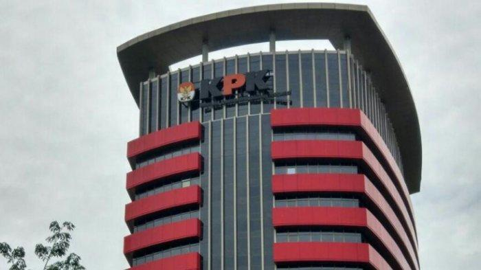 VIRAL Huruf 'P' Logo KPK di Gedung Merah Putih Rusak, Netizen Kaitkan dengan Kondisi KPK Saat Ini