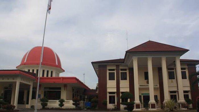 Sejarah Pengadilan Agama Kota Binjai, Bangunan Bersejarah Peninggalan Kolonial Belanda