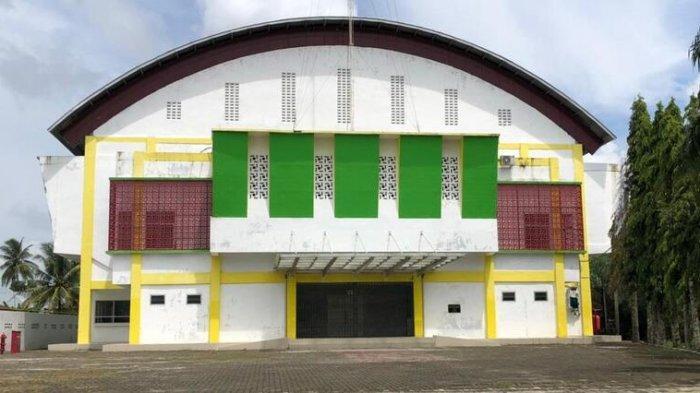 Pembangunan Gedung Olahraga Tipe B Habiskan Dana Rp 11 Miliar