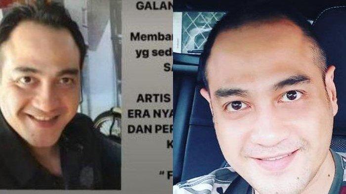 Ferry Irawan Digugat Cerai Istrinya, Ternyata Anggia Novita Pernah Ditinggal saat Sakit Stroke