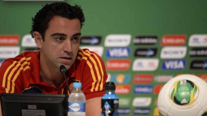 LIGA SPANYOL - Peluang Latih Barcelona, Xavi Hernandez Siap Terbuka untuk Tawaran Apa pun