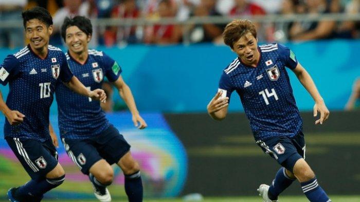 Jepang Sempat Unggul 2-0 atas Belgia hingga Dikalahkan di Injury Time, Pertandingan Dramatis!