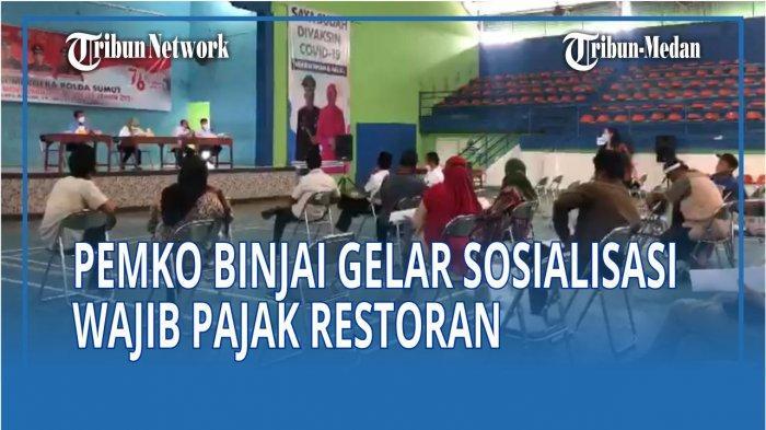 Kejari Binjai Akan Koordinasi dengan Pemko untuk Mediasi Tagihan Pajak Restoran
