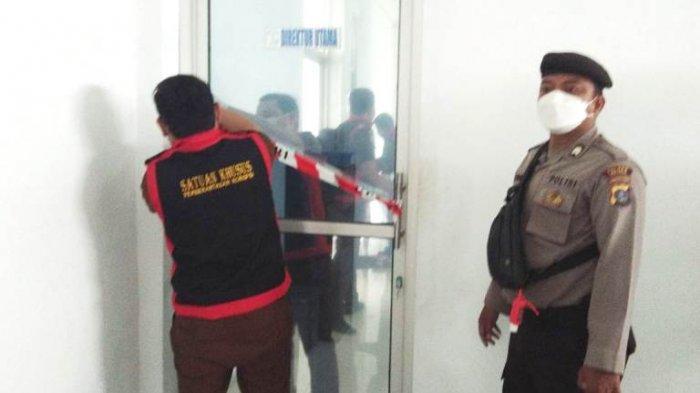 Jaksa Bidik Pejabat PDAM Tirtalihou Simalungun, Rumah Direktur Digeledah