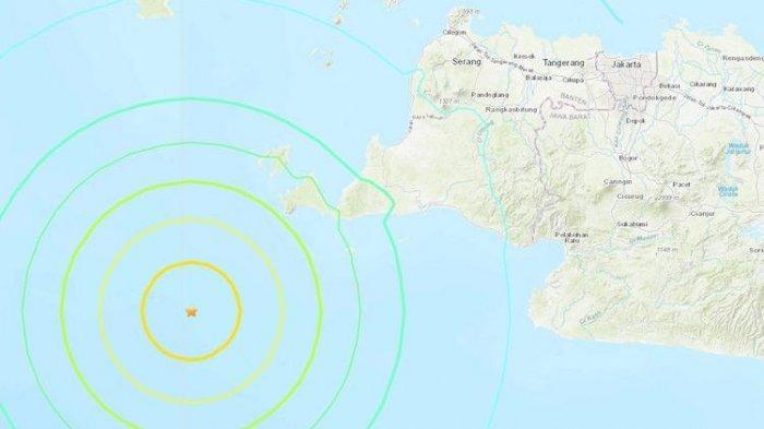 UPDATE Dampak Gempa Banten hingga Tadi Malam, Daftar Kerusakan Rumah dan Bangunan Retak-retak