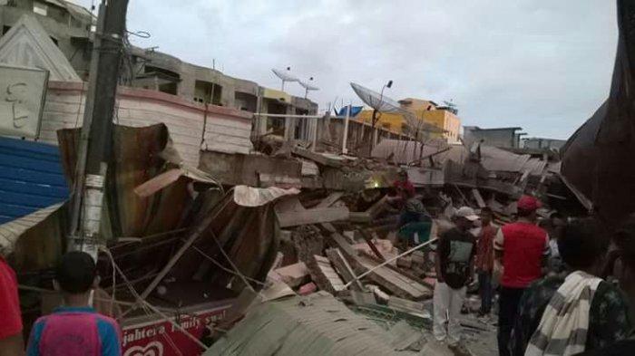 Gempa di Aceh TakSampaike Medan
