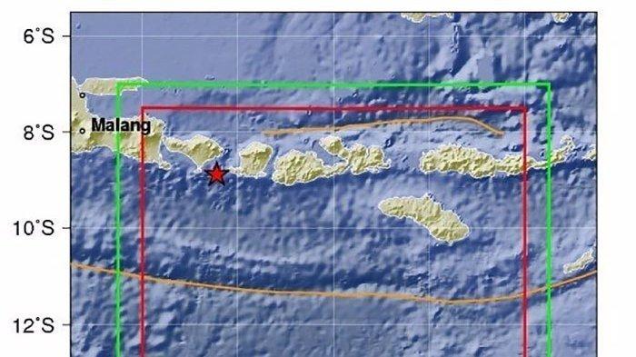 Gempa Bumi Mengguncang Bali Lagi, Pusatnya di Lombok Skala 6,2 SR