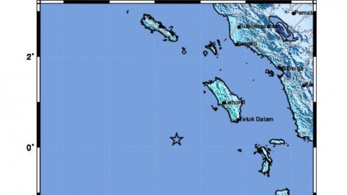 Soal Tsunami dan Gempa di Nias Berkekuatan 6,4 Magnitudo yang Baru Saja Terjadi, Ini Penjelasan BMKG