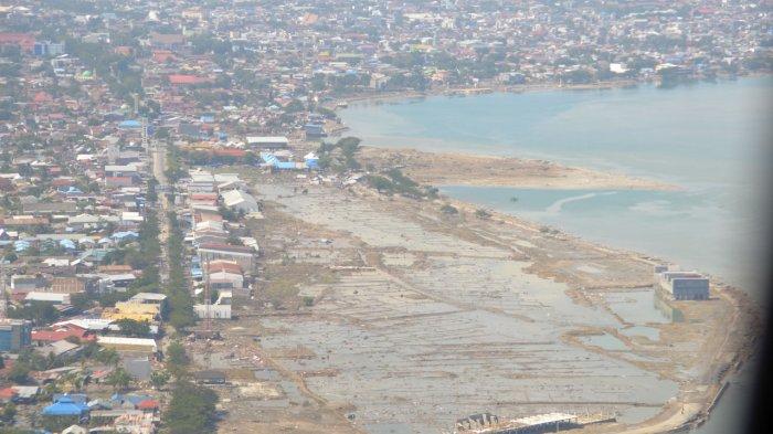 Akhirnya Terungkap Asal Kekuatan Tsunami Palu hingga Tanah Mencair, Simak Temuan Berikut Ini!