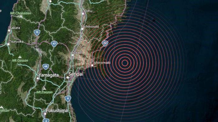 GEMPA DAHSYAT 7.2 Hari Ini Guncang Jepang, Peringatan Tsunami Diaktifkan, Warga Mengungsi