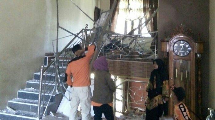 Kota Padangsidempuan Diguncang Gempa Lagi, Ini Sudah yang ke-11 Kali