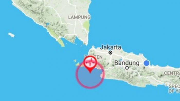 GEMPA LAGI! Lebak dan Jakarta Berguncang, Karyawan Berlarian, Ngeri Ingat Kata Mbah Mijan