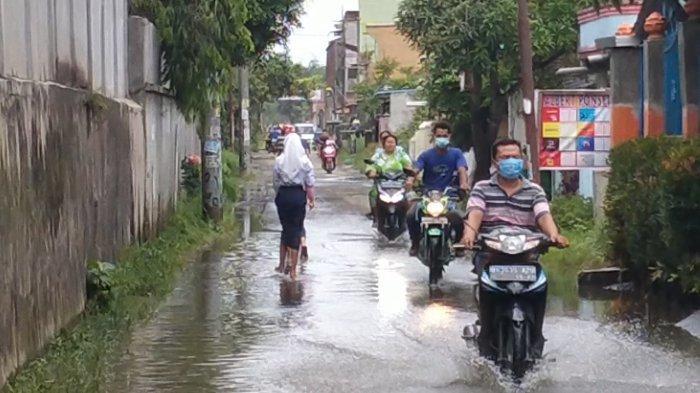 Banjir di Desa Patumbak Kampung Tak Surut 24 Jam, Begini Curhat Warga