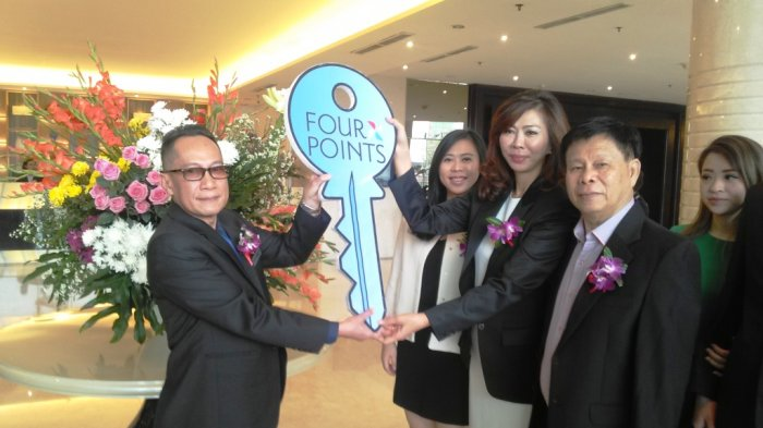 Berikan Layanan Prima Skala Internasional, Four Points By Sheraton Hotel Resmi Hadir di Kota Ini