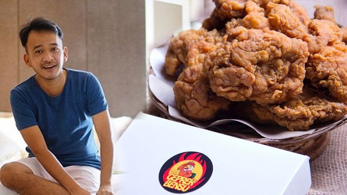 WOW! Ruben Onsu Jajal Bisnis Kuliner di Medan, Di Sini Lokasinya