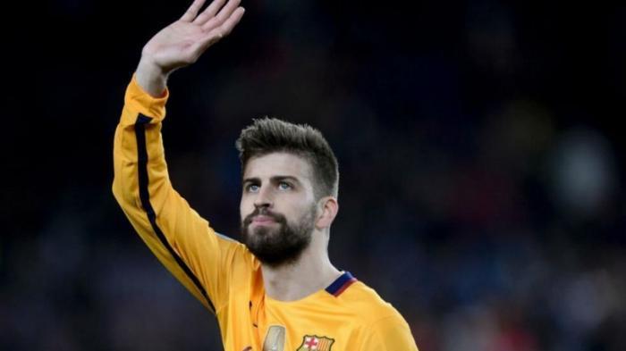 KESETIAAN Gerard Pique Bersama Barcelona, Tak Mau Pindah Klub, Pilih Pensiun Jika Dicampakkan