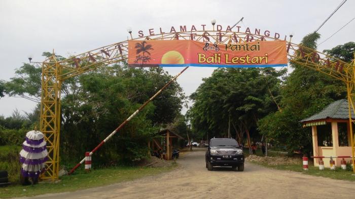 Ingin Rasakan Pantai Mirip di Bali? Ke Pantai Bali Lestari Sergai Saja