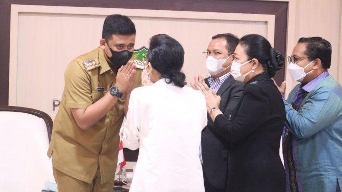 Pengurus Gereja HKBP Sudirman Dukung Kebijakan Bobby Nasution tentang Pakaian Khas Daerah