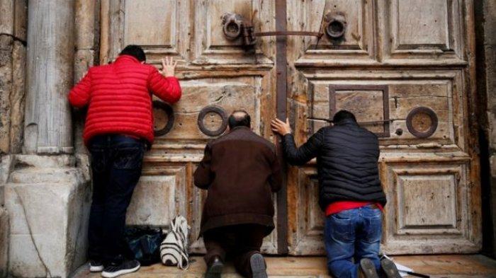 Gereja Paling Suci di Yerusalem Ditutup, Pertama Terjadi Sejak 1900, Alasan Penutupan Membuat Miris
