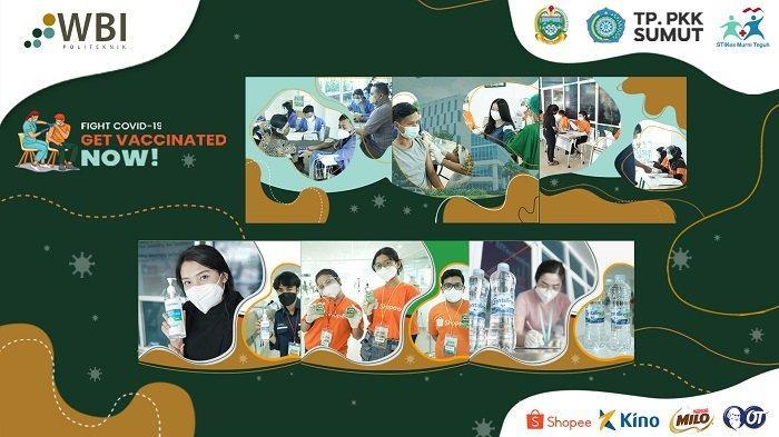 Penyelenggaraan Program Vaksinasi Oleh Politeknik WBI