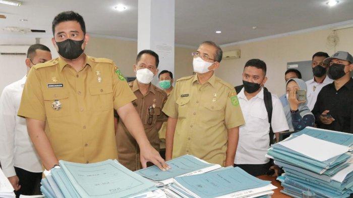 Berantas Budaya Pungli, Bobby Nasution Gerak Cepat Benahi Sektor Pelayanan Publik di Kota Medan