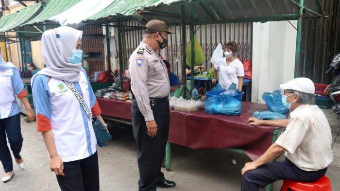 Pastikan Masyarakat Patuhi Prokes, Tim Gabungan Pemko Medan Lakukan Patroli