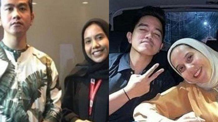 Ekspresi Gibran Rakabuming Saat Foto Bareng Nadya Arifta Jadi Sorotan, Netizen : Senyum Dong Mas