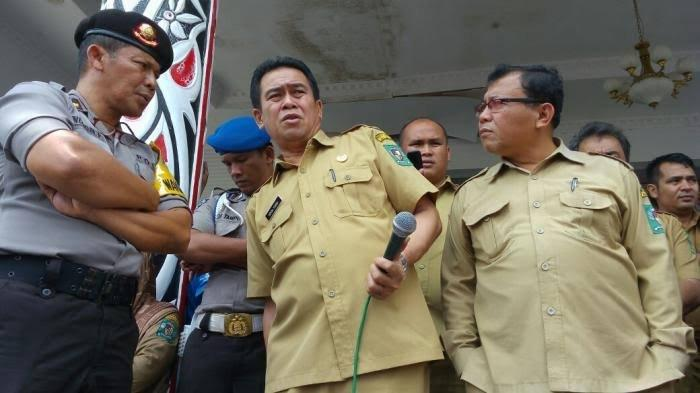Sekda Gidion Purba Siap Mundur dari PNS, Ikut Kontestasi Pilkada Simalungun