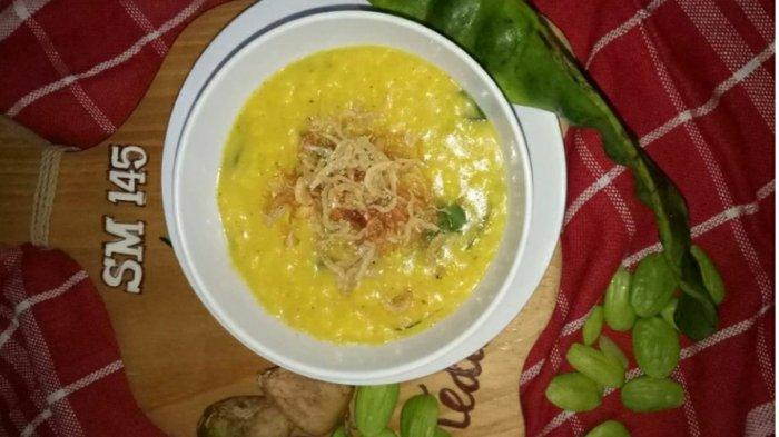 TRIBUN-MEDAN-WIKI: Mengenal Kuliner Ginaru Pote Khas Suku Pakpak