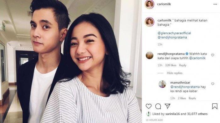 CERITA Cinlok Ikatan Cinta Glenca Chysara Dikabarkan Jalin Kasih dengan Rendi Jhon