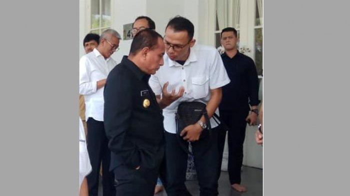 Temui Gubernur Edy Rahmayadi, GMKI Bahas Solusi di Sumut
