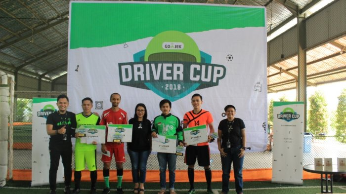 Go Jek Gelar Kompetisi Tahunan Driver Cup 2018 Ribuan Mitra Dilibatkan Tribun Medan