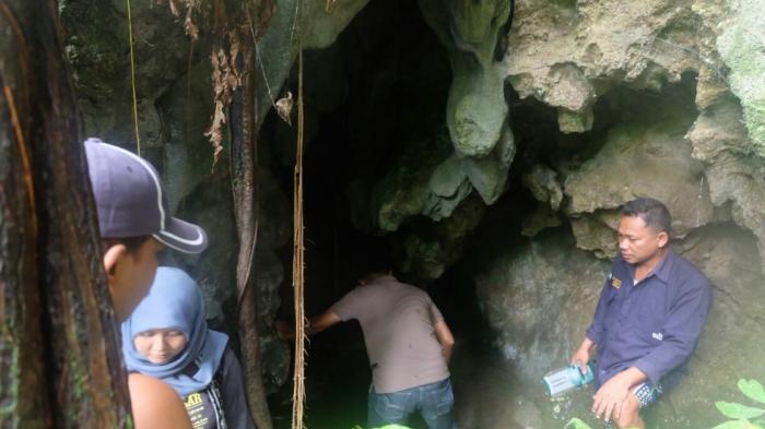 Goa Jodoh, Batu Katak, Bohorok, Langkat.