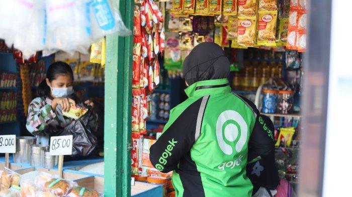 Kucurkan Bantuan Uang Belanja Sembako, Total Bantuan Gojek untuk Mitra Driver Capai Rp 260 Miliar