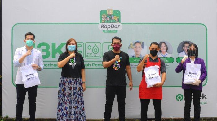 Peringati Hari Sumpah Pemuda, Gojek Medan Gelar Talkshow Inspiratif Bersama Mitra Muda