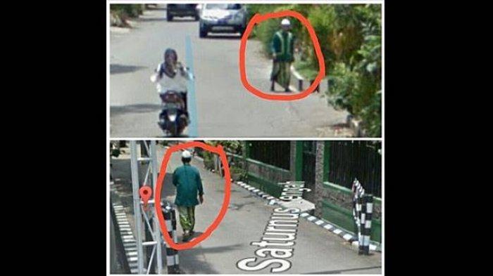 Iseng Cari Alamat Rumah via Google Maps, Pria Ini Merinding Lihat Sosok Almarhum Ayahnya