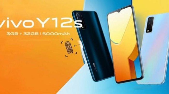 VIVO Terkini Vivo Y12s Harga Rp 1 Jutaan dengan RAM 3Gb, Pakai Chipset Helio P35