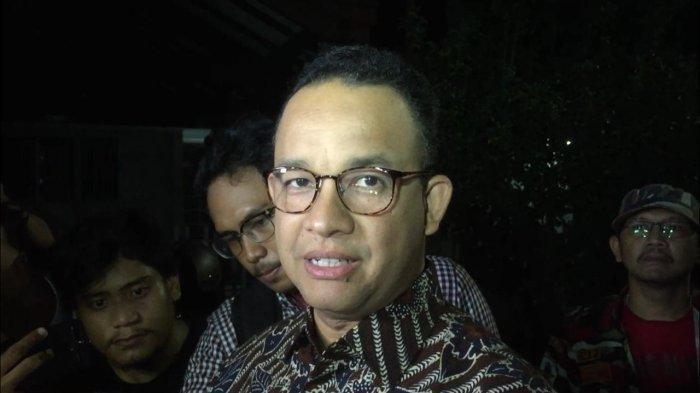 Anies Baswedan Lontar Statemen Menohok terkait Sanksi Penolak Vaksin Covid-19