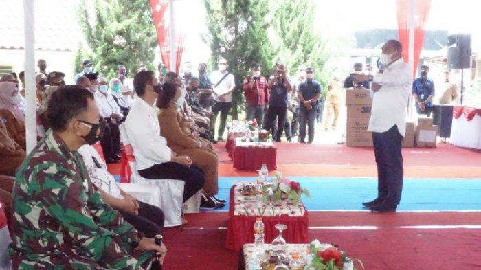 Gubernur Edy Rahmayadi Mengamuk, Plt Sekda Siantar akan Tegur Kadis Pertanian dan Kadis Perdagangan
