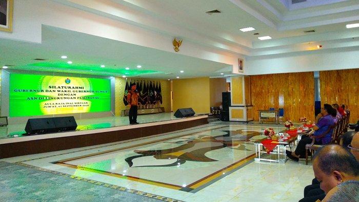 Gelar Silaturahmi dengan ASN, Edy Sebut Rumah Dinas Gubernur Kotor dan Banyak Puntung Rokok